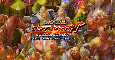 Capcom-beat